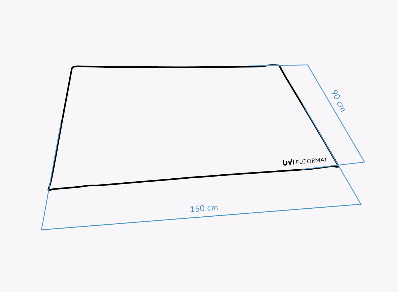UVI Floor Mat Measurements