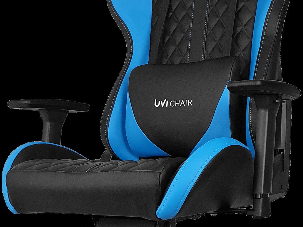 UVI Gamer Blue Gaming chair
