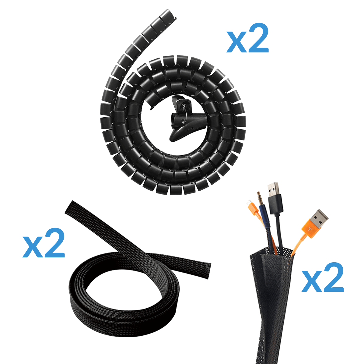UVI Cable Management