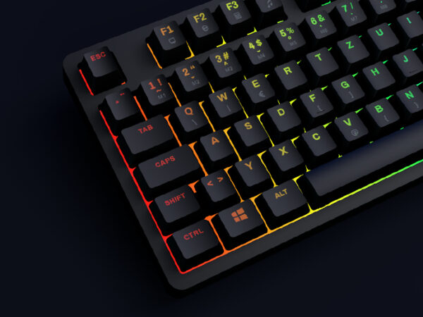 Optical+Mechanical Keyboard