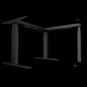 UVI Sit stand corner desk