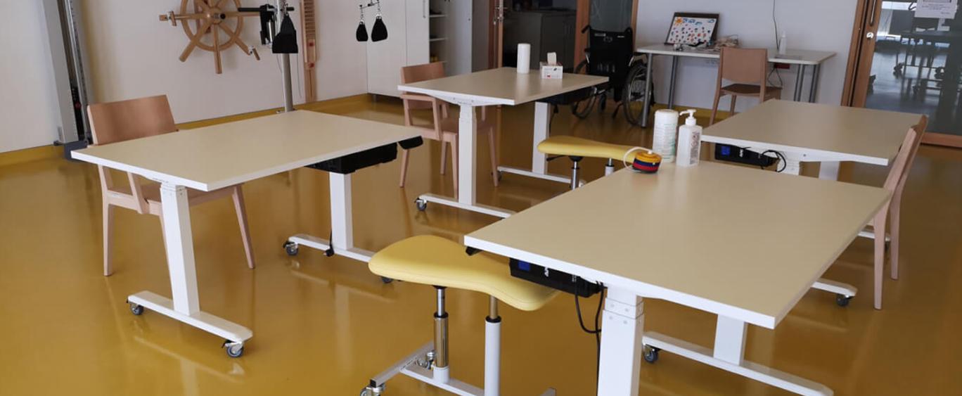 UVI Desk Projects